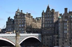 Edinburgh - Staré Město