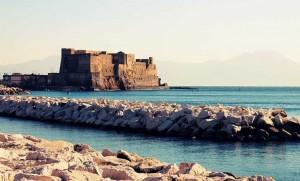 Neapol - Hrad Castel dell´Ovo