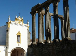 Portugalsko - Evora