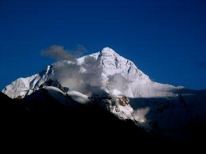 Nejvyšší hora světa Mount Everest měří dle nejnovějších výpočtů 8850 metrů.